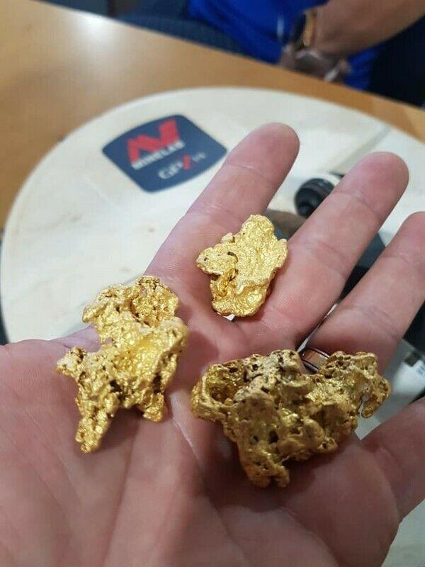 pépite d'or trouvé en australie en 2018