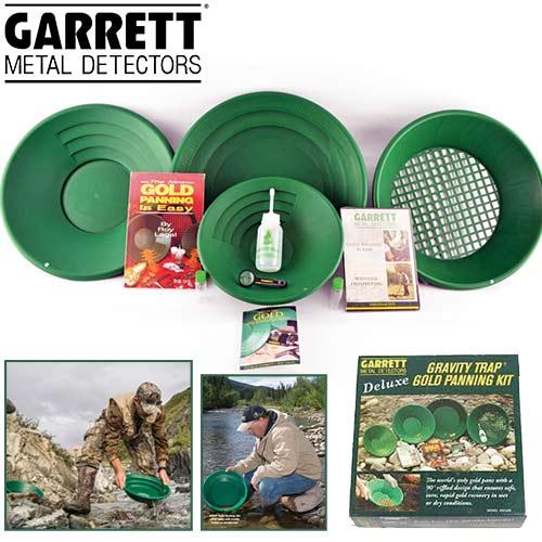kit orpaillage deluxe de chez garrett