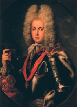 DJoaoV le roi du portugal