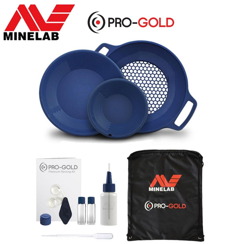 le kit d'orpaillage minelab est le meilleur kit du marché
