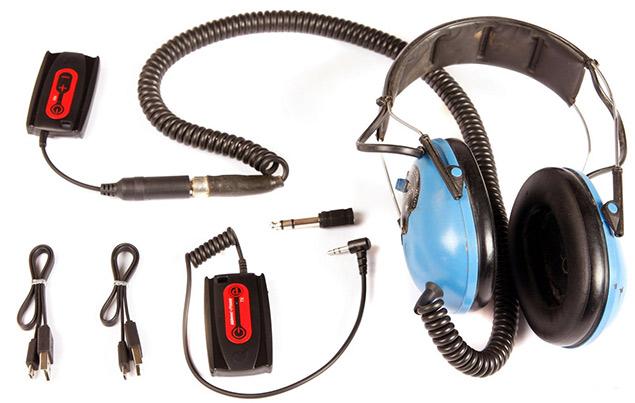 casque sans fil deteknix wire remote