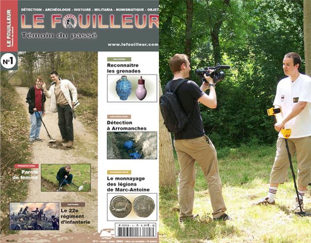 la véritable histoire du Fouilleur depuis 2004