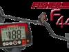 vente et test du détecteur de métal fisher f44
