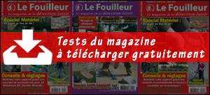 test détecteurs téléchargeables gratuitement