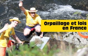 autorisation orpaillage