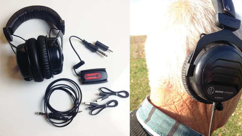 casque sans fil deteknix w6pro
