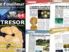 Magazine detecteur de metaux detetcion de loisir le fouilleur 62