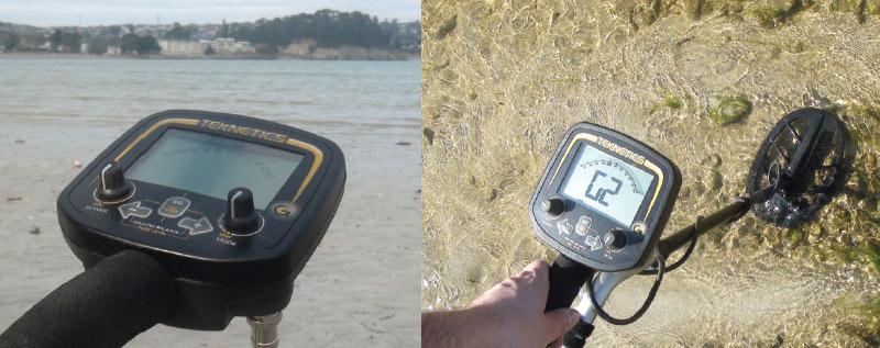 le g2 upg est un excellent detecteur de plage