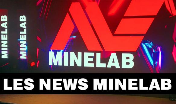 nouvelles minelab