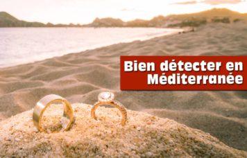 Comment détecteur bijoux et monnaies à la plage