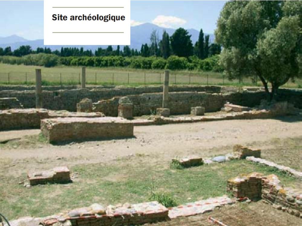 site archeologique interdit à la detection