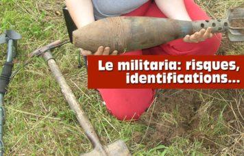 detection et militaria