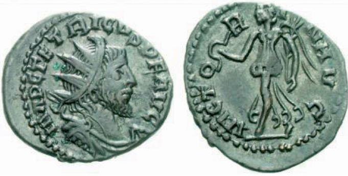 Antoninien de Tétricus
