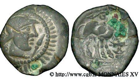 Bronze au taureau (80-50 avant J.-C.)