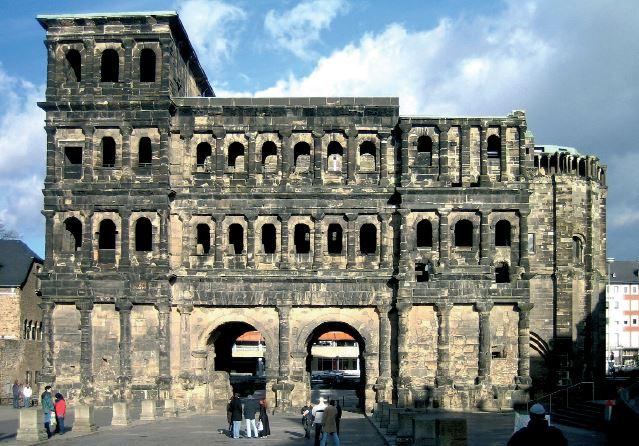 Trevires, puis colonie romaine