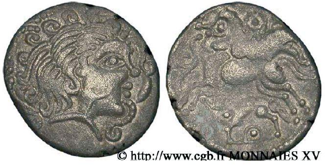 statère en bronze gauloise des Vénètes