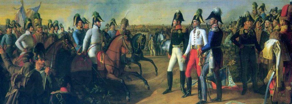 La Bataille de Leipzig