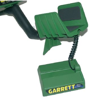 Le pack batterie GTI 2500 est portable à la ceinture