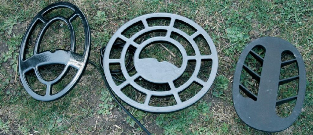 3 protèges-disques pour detecteur de metaux