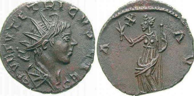Antoninien de Tétricus II