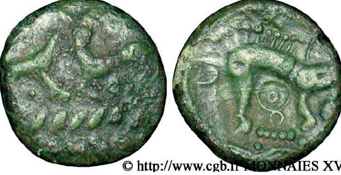 Bronze aux animaux affrontés (60-50 avant J.-C.)