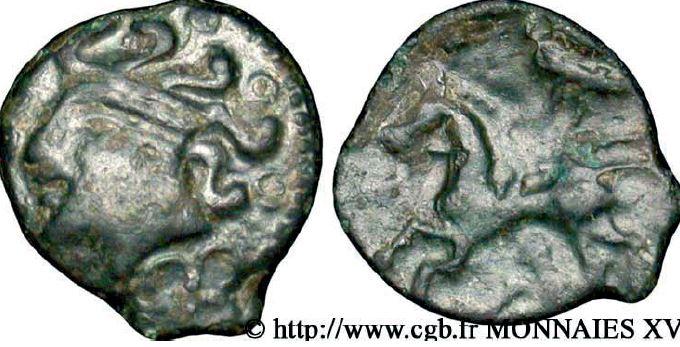 Bronze au cheval et à l'oiseau (50-40 avant J.-C.)