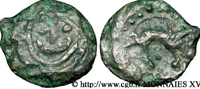 Bronze à la tête et au sanglier (60-50 avant J.-C.)