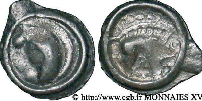 Potin au sanglier (60-50 avant J.-C.)