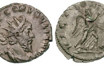 monnaie romaine sous postume