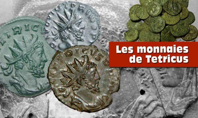 monnaie romaine tetricus